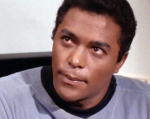 Don Marshall as Crewman Boma