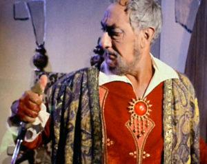Arnold Moss as Karidian