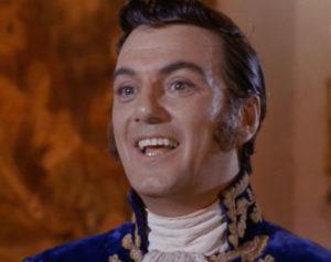 William Campbell as Trelane