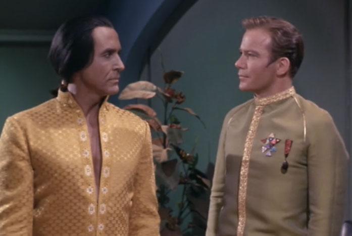Khan and Kirk