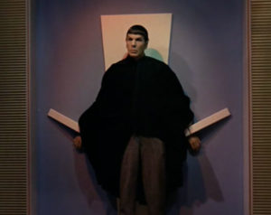 Spock in the chamber