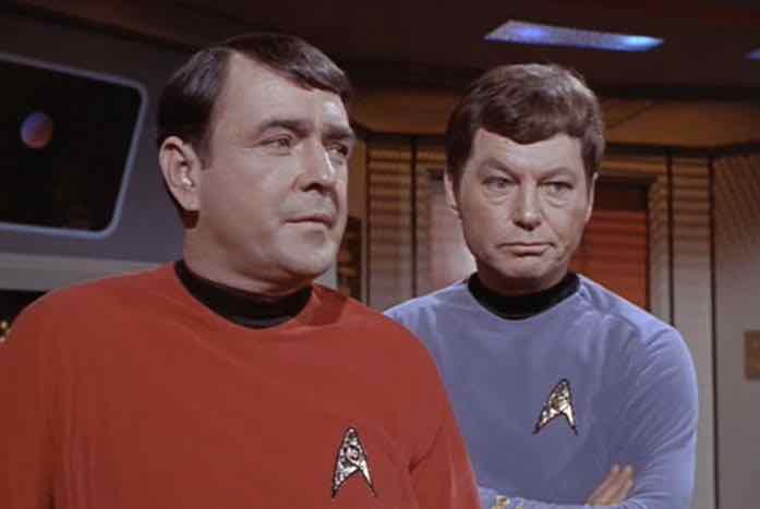 Scotty and McCoy