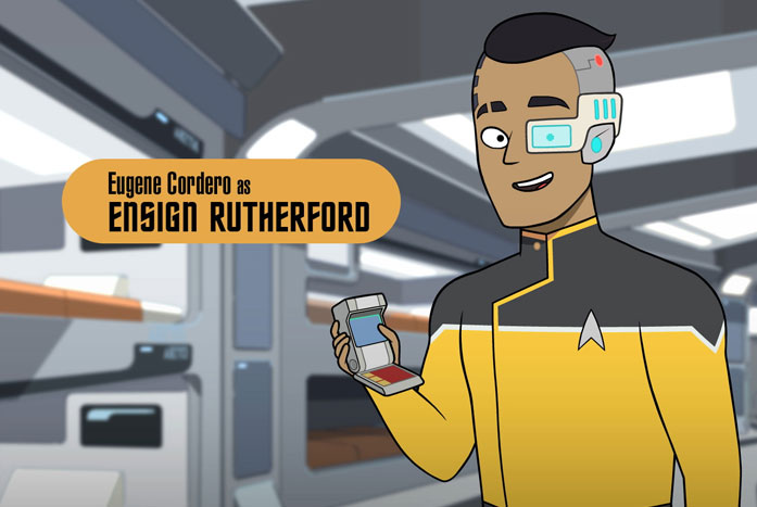 Ensign Rutherford