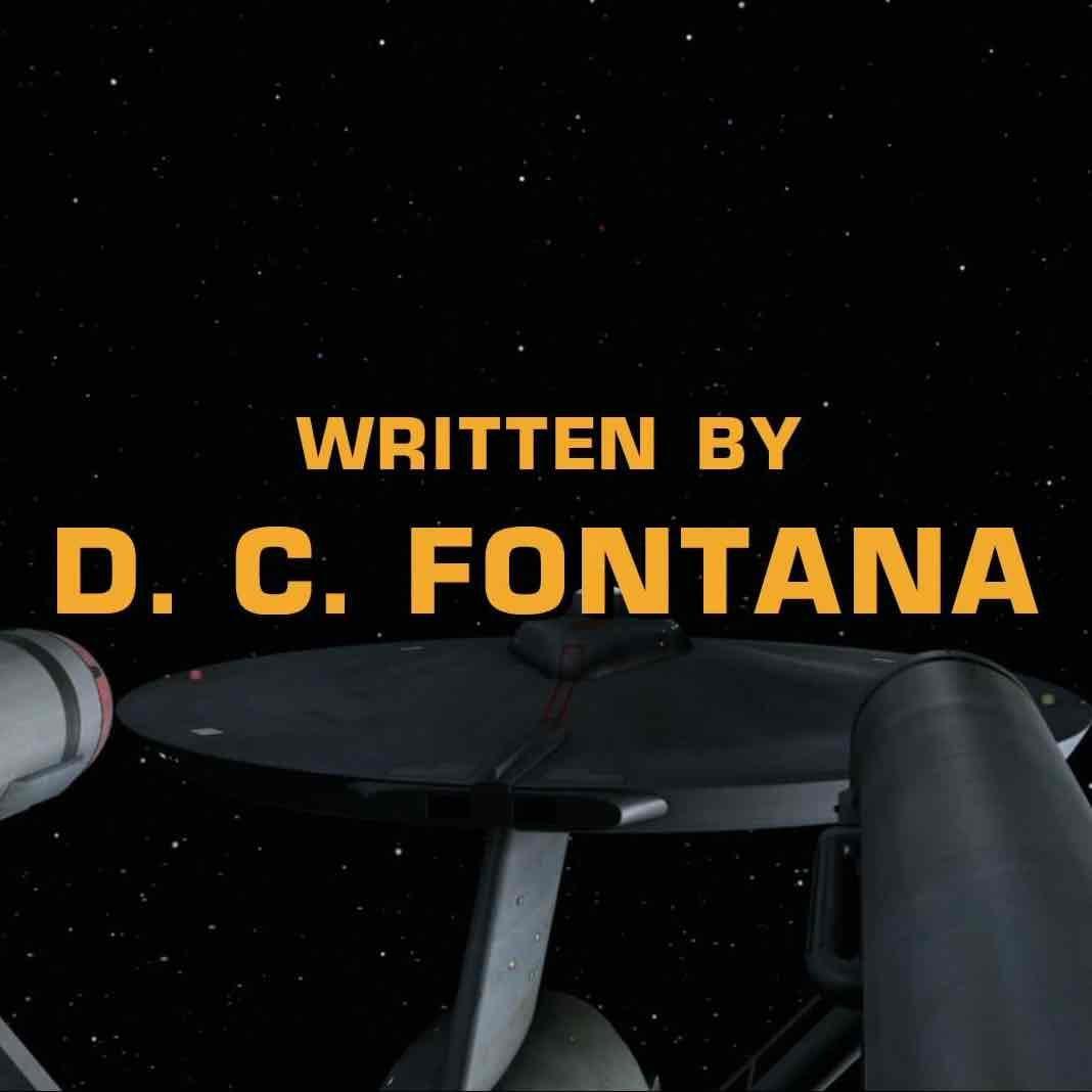 D. C. Fontana