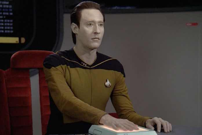 Data swearing in for the hearing