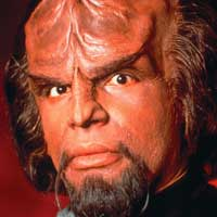 Worf, son of Mogh