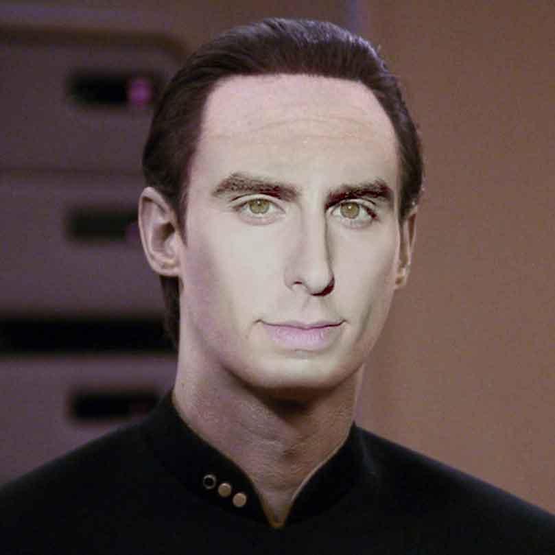 Alex Diehl as Mr. Data