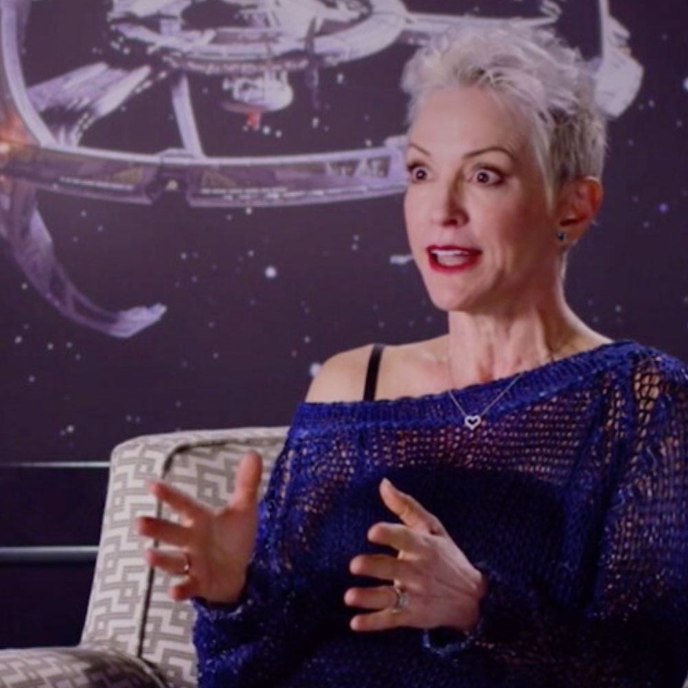 Nana Visitor on