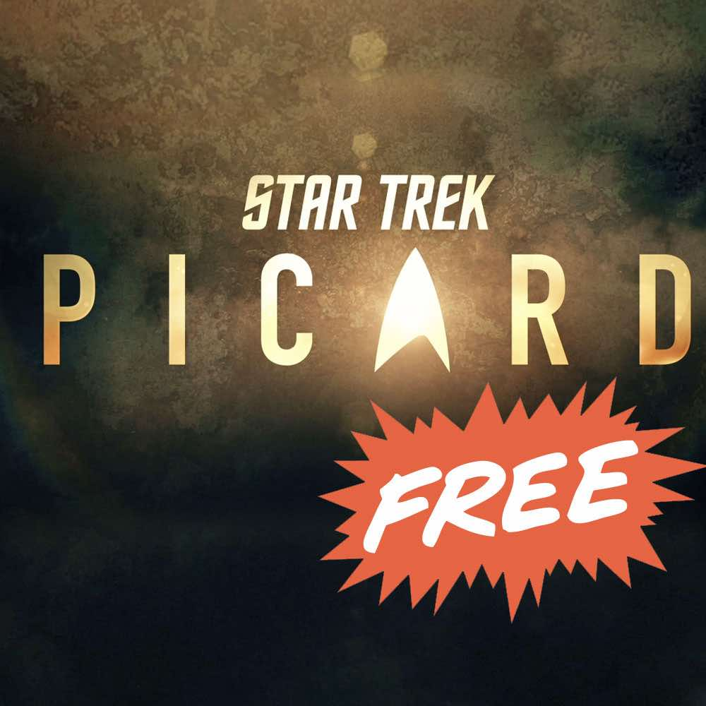 Stream Picard for FREE