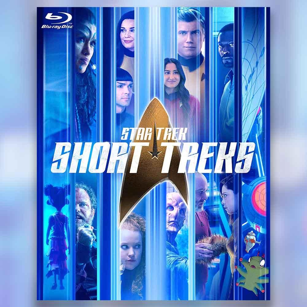 Short Treks Blu-Ray