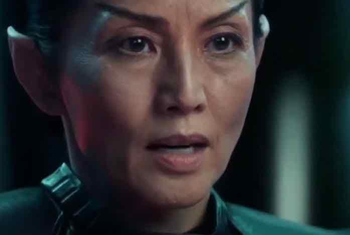 General Oh (Tamlyn Tomita)
