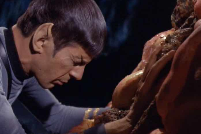 Spock melding