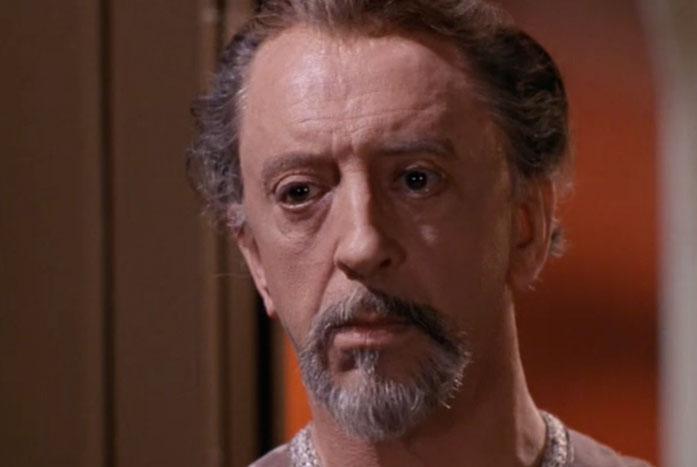 John Abbott as Ayelborne