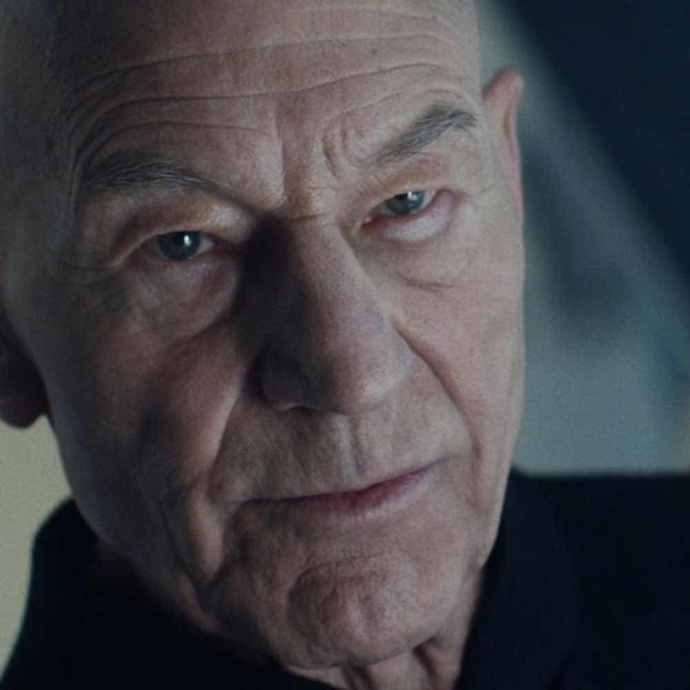 Patrick Stewart as Picard