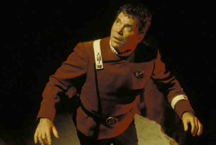 Shatner had a fantastical vision for Star Trek V, but budget cuts made the final product less than he hoped for.