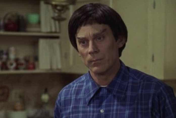 """Michael Krawic as Stron in the """"Enterprise"""" season episode """"Carbon Creek."""""""