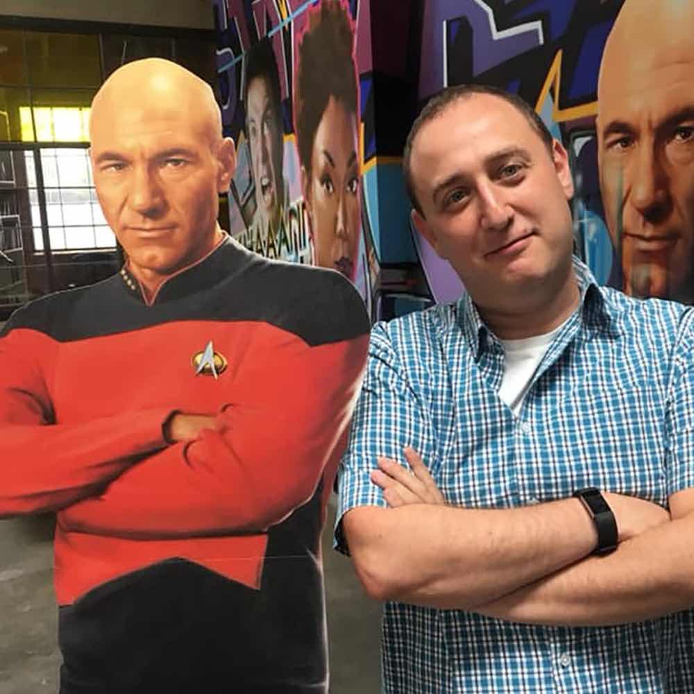 Discovery Editor Chad Rubel