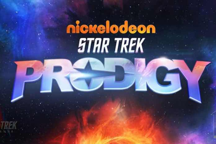 Star Trek: Prodigy logo. Courtesy of CBS / Nickelodeon