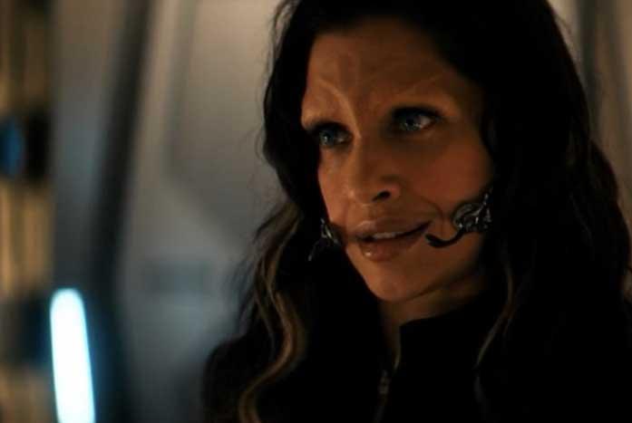 Nahn as portrayed by Rachael Ancheril. Courtesy of CBS