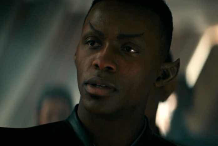 Actor Emmanuel Kabongo brought V'Kir to life. Courtesy of CBS