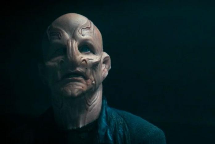 Bill Irwin as Su'Kal. Courtesy of CBS