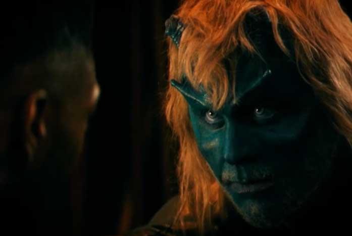 "Noah Averbach-Katz as Ryn on the Star Trek: Discovery episode ""Scavengers."" Courtesy of CBS"