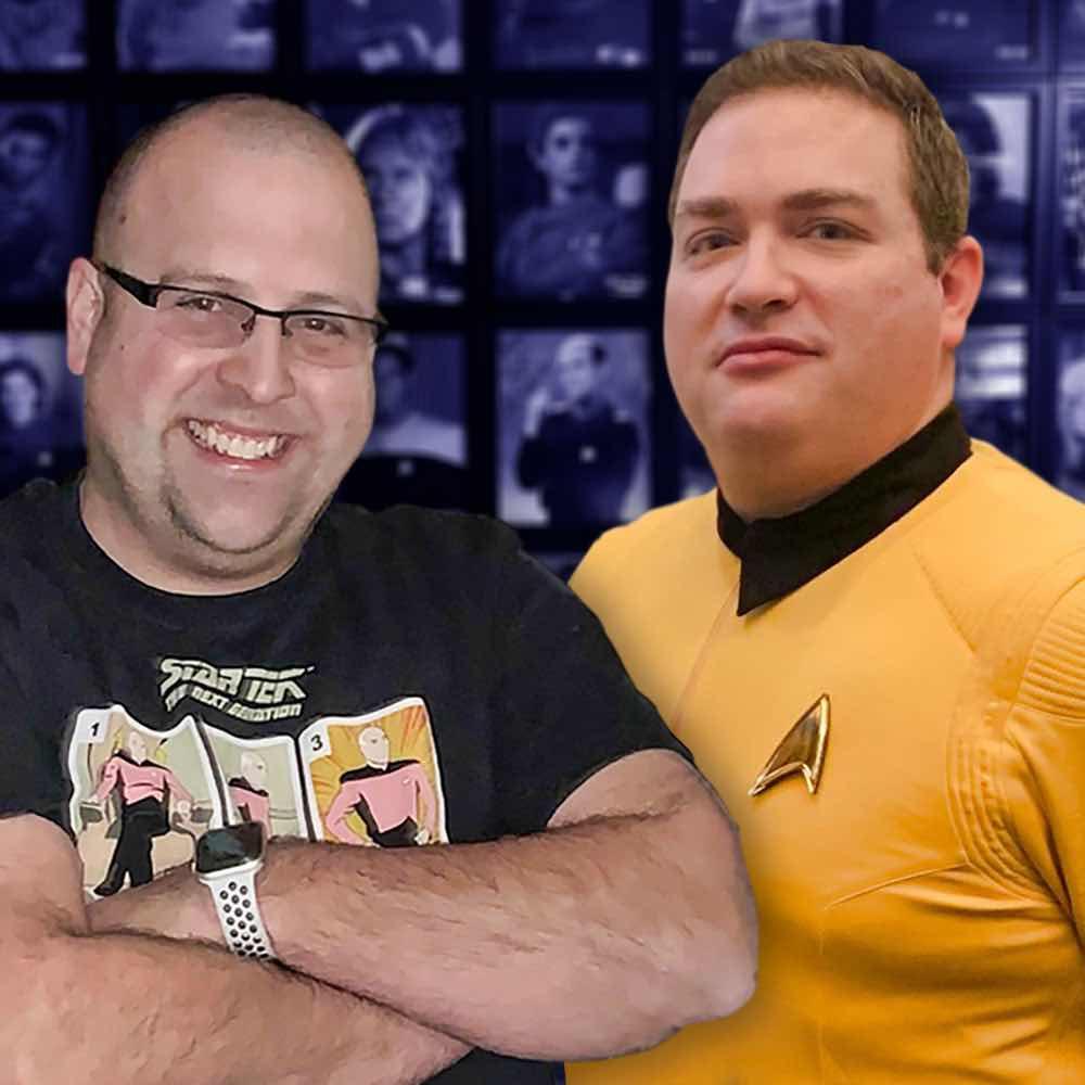 Star Trek memorabilia collection
