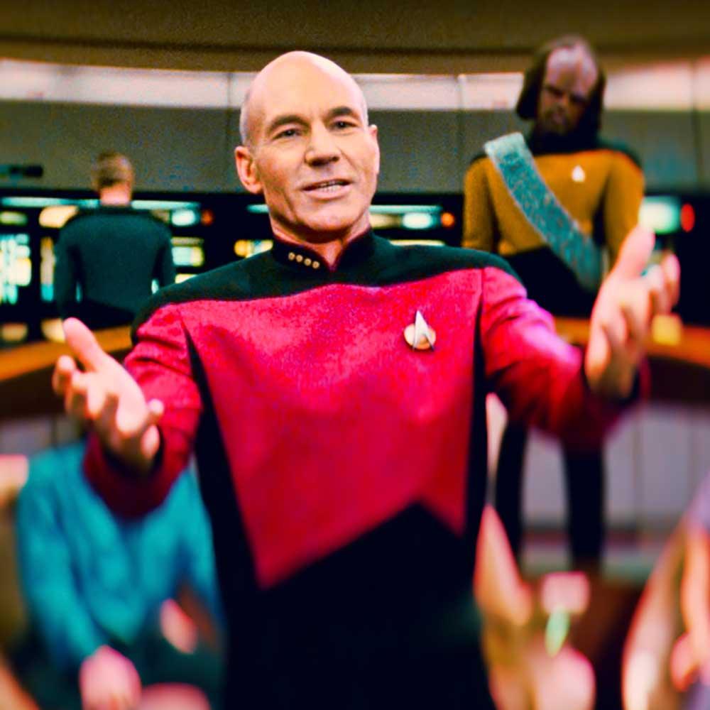 Captain Jean-Luc Picard