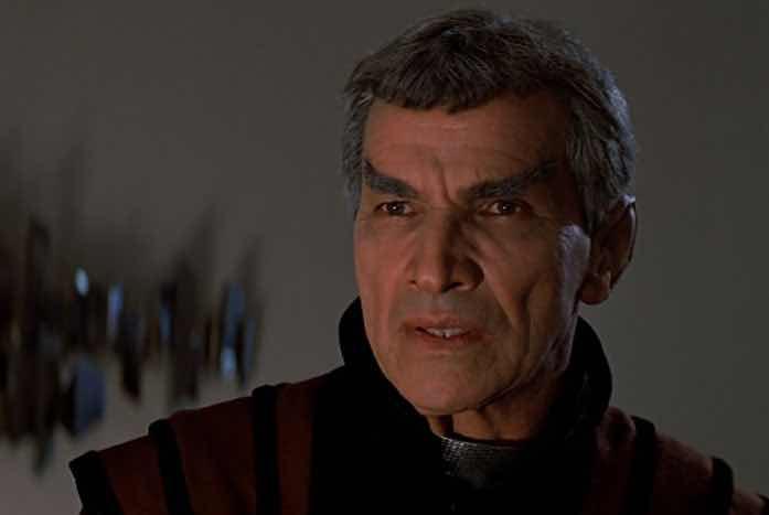 Sarek, played by Mark Lenard. Courtesy of Paramount
