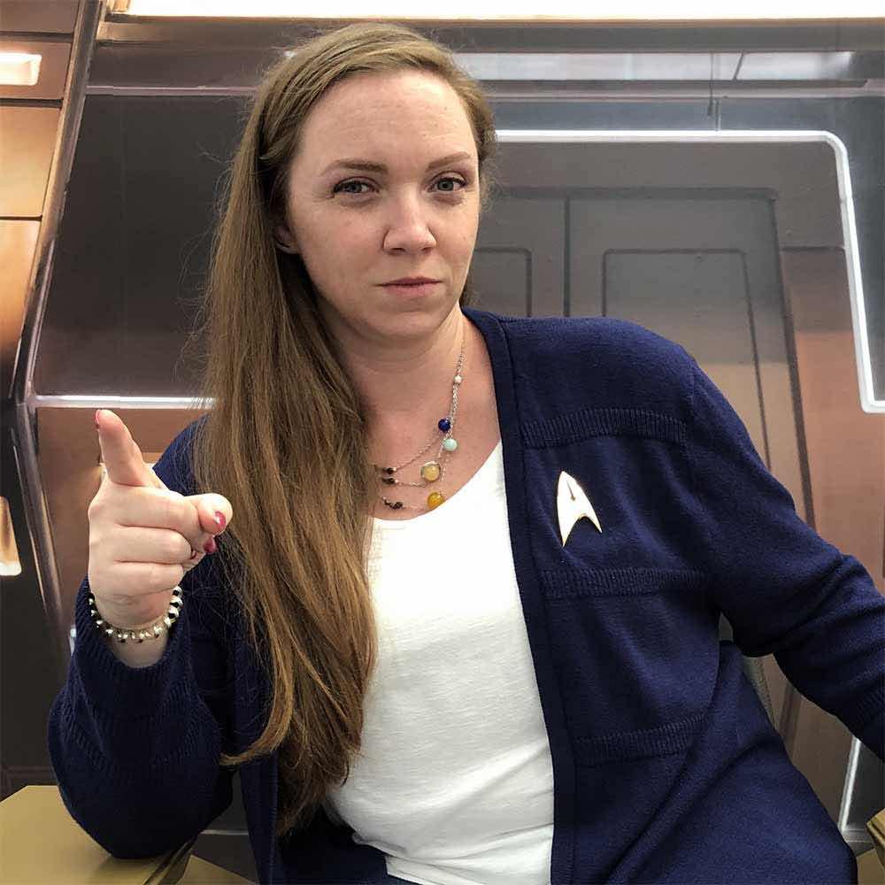 Daily Star Trek News's Alison Pitt
