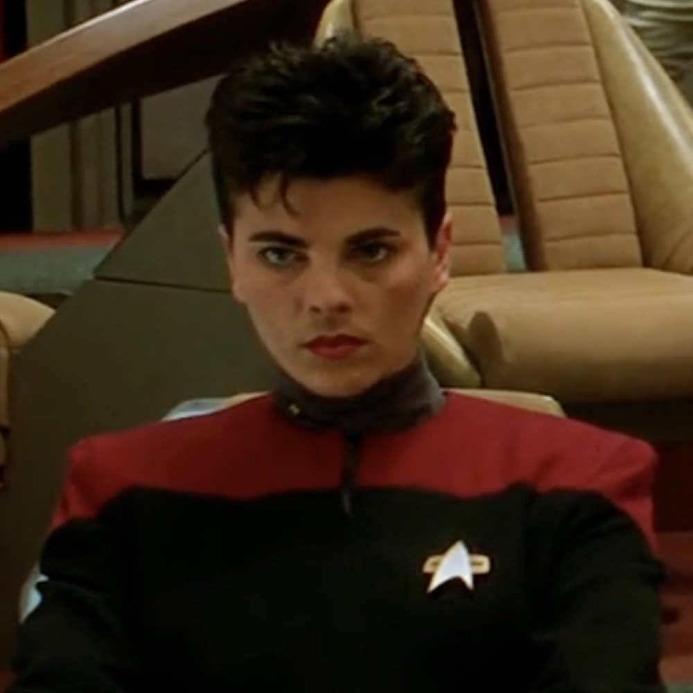 Tracee Cocco as Lt. Jae