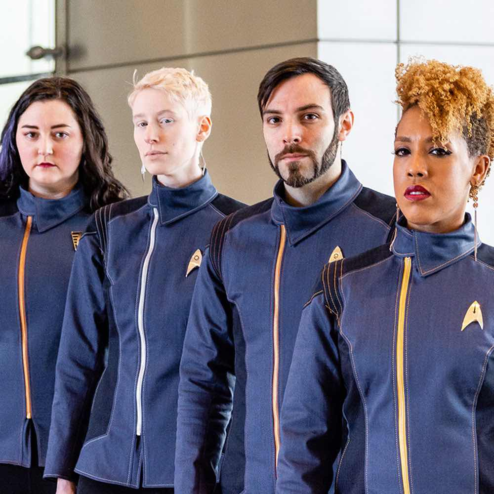 Look the 'Star Trek' part in real life thanks to Volante Designs