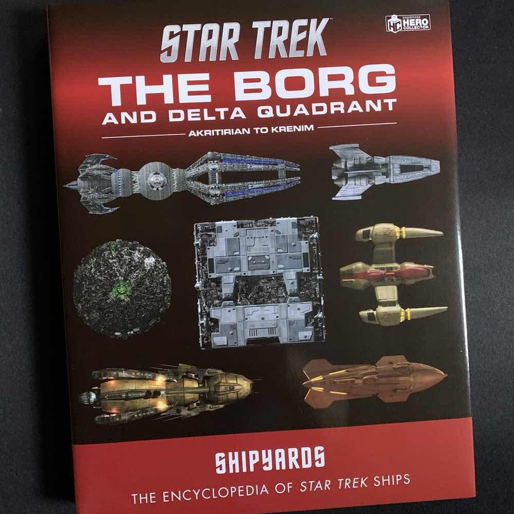 The Borg and Delta Quadrant: Akritirian To Krenim